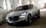 Hyundai Intrado Concept Gives Peek at Hydrogen Future