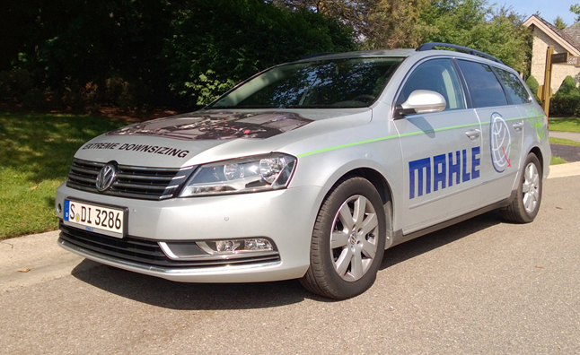 Mahle Downsizing Demonstrator