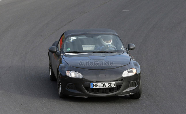 Alfa Romeo Spider to Use Tiny 1.4L Turbo Four