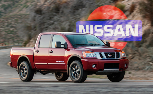 2016 Nissan Titan to Bow in Detroit Next Year