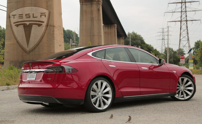 Tesla's Stock Price Sets New Record, Tops $247