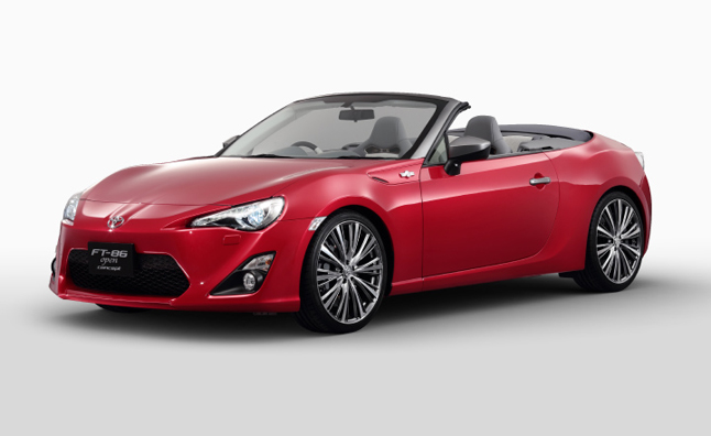 scion fr-s convertible