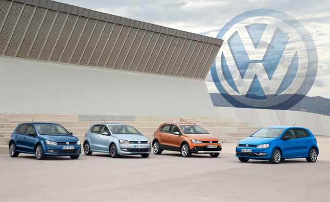 Volkswagen Polo Range Updated for 2014