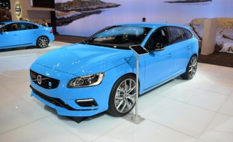 2015 Volvo V60 Polestar Video, First Look