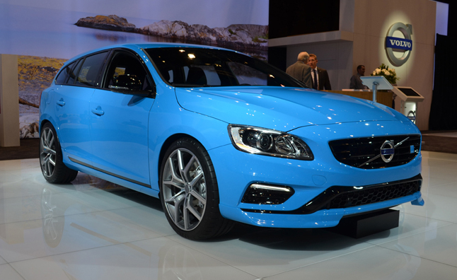 Volvo V60 and S60 Polestar Models Define Swedish Performance