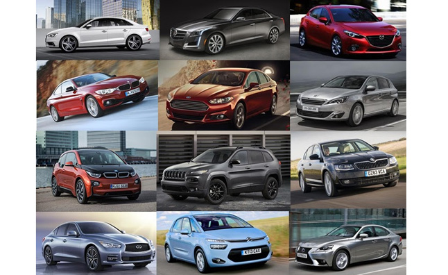 2014 World Car of the Year Finalists Announced