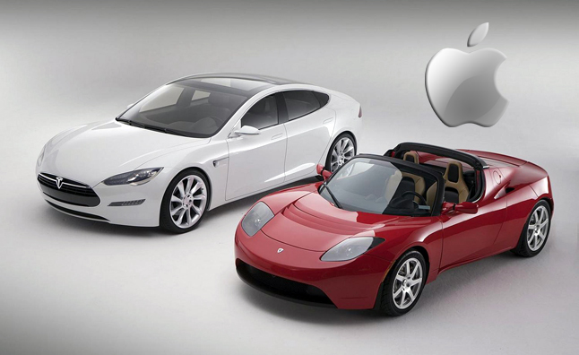 Apple Exec Met With Tesla CEO to Discuss Acquisition