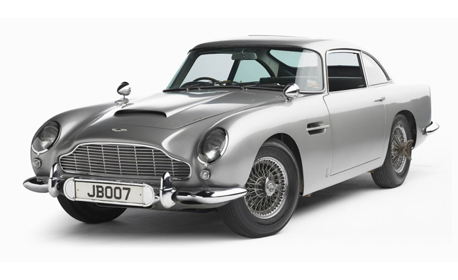 World's Biggest Bond Car Collection Available for $33M