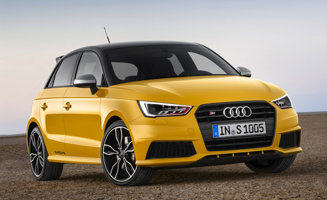 Audi S1 Quattro Leaked Ahead of Official Debut