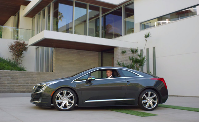 Cadillac ELR Ad Sticks it to Europe