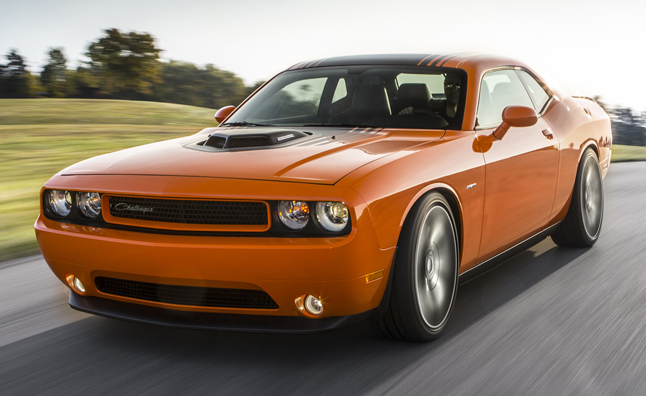 Challenger 'Shaker' Scooped by Dealers