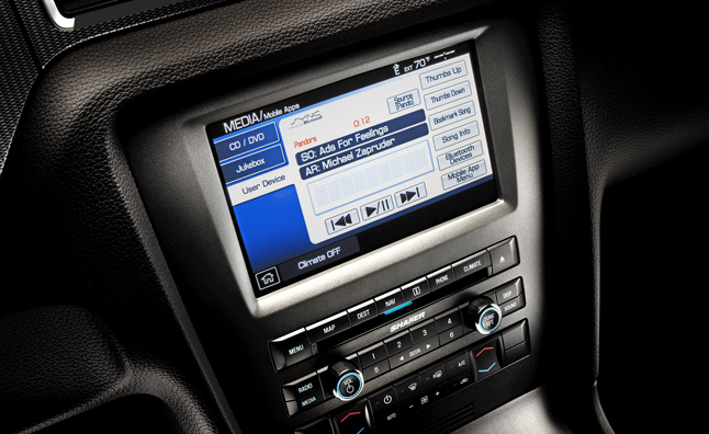 Ford Sync to Ditch Microsoft for Blackberry QNX