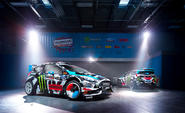Ken Block to Compete in FIA World Rallycross