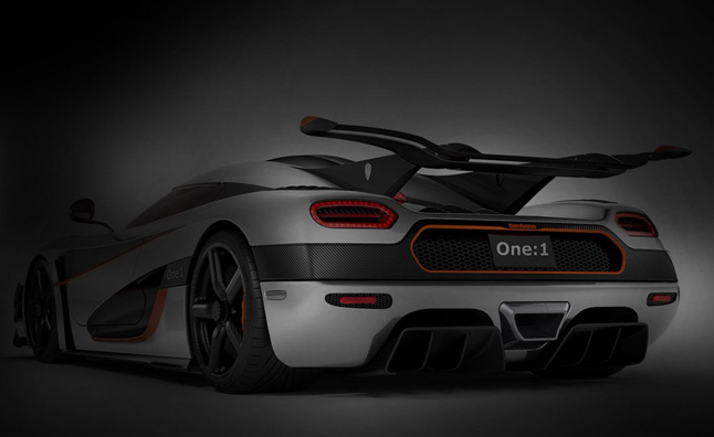 Koenigsegg One:1 Supercar Teased Ahead of Geneva Motor Show Debut
