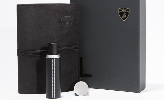 Smell Like a Supercar: Lamborghini Reveals its First Ever Perfume