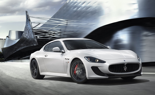 Maserati GT Concept Rumored to Bow at Geneva