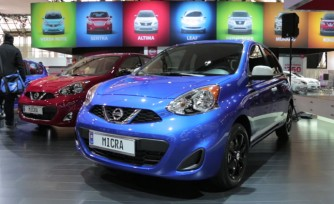 2015 Nissan Micra Video, First Look