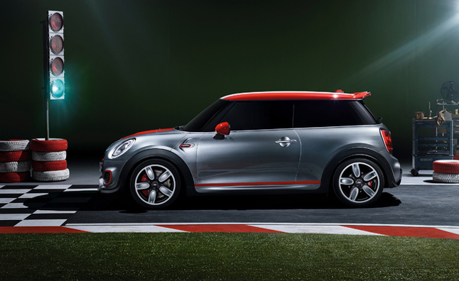 2015 MINI John Cooper Works to Make 231-HP