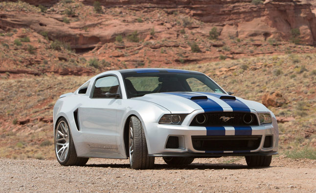 Need for Speed Ford Mustang Heading to Auction