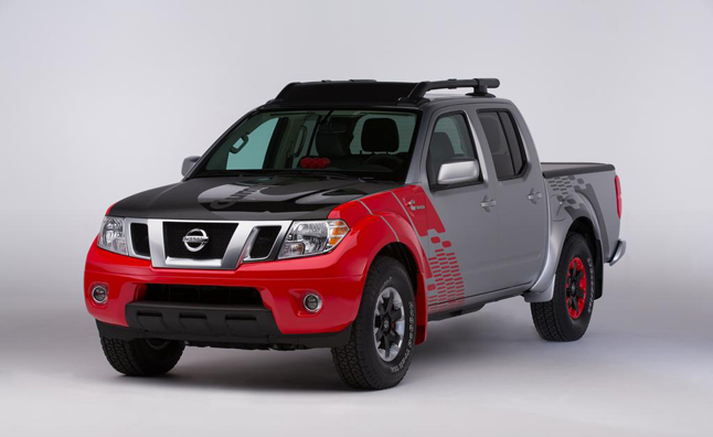 Nissan Frontier Diesel Runner Concept Video, First Look