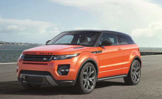 2015 Range Rover Evoque Gains More Luxurious, Dynamic Models