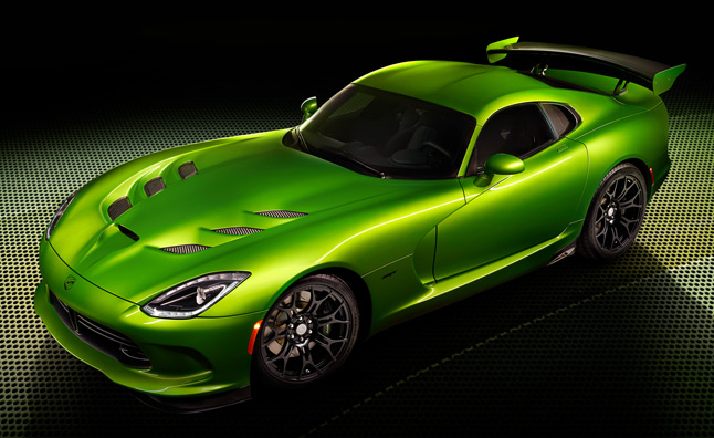 No Automatic Transmission for SRT Viper: CEO