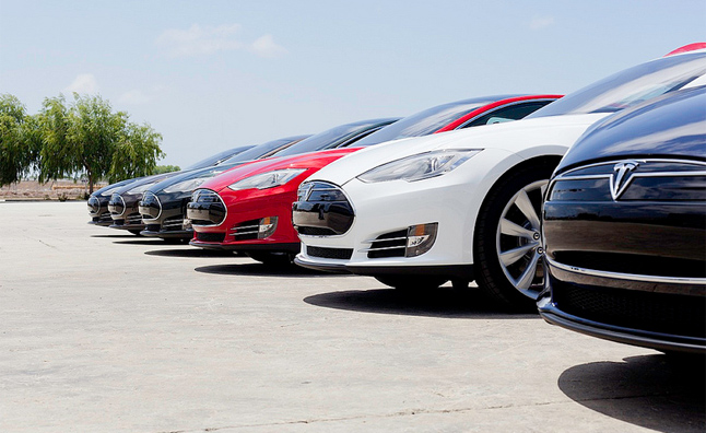 Musk Expects Model X Demand to Top Sedan Sibling