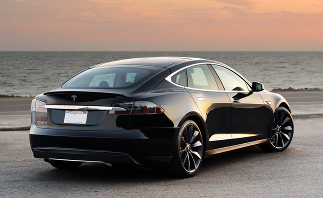 Tesla Model S is America's Most Loved Vehicle