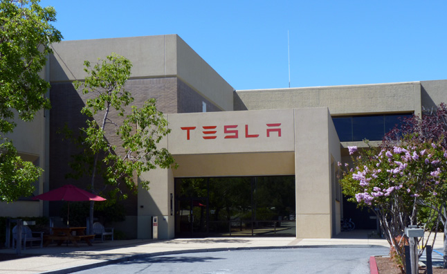 tesla-office