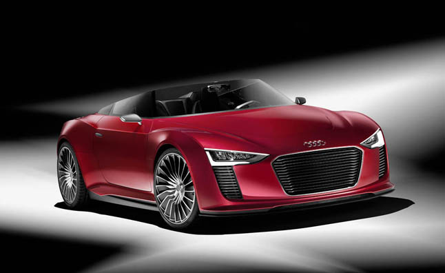 Audi Considering Sports Car Smaller Than TT
