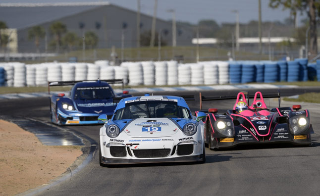 Watch the 2014 12 Hours of Sebring Live Streaming Online
