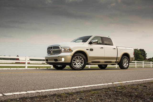 Ram Adding Pentastar V6 Option to Higher Trim Models