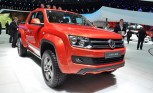 VW Considering North American Truck Larger than Amarok