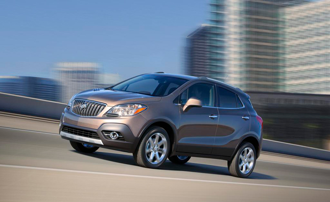 People Love the Buick Encore… Really