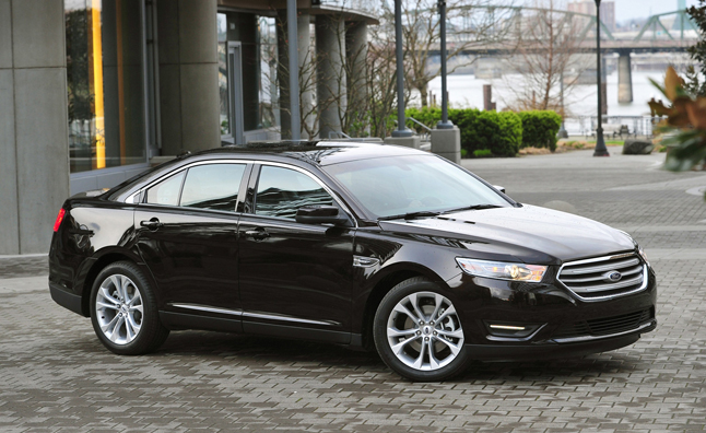 2016 Ford Taurus Will be a Stretched Fusion