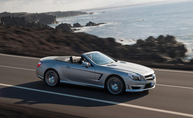 Next-Gen Mercedes SL to Lose Retractable Hardtop