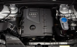 2014 Audi A5 Turbo Engine