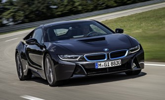The BMW i8 Sounds Crazier Than Youd Think