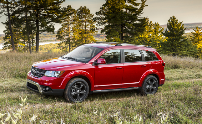 2014 Dodge Journey SE V6 Gains All-Wheel Drive