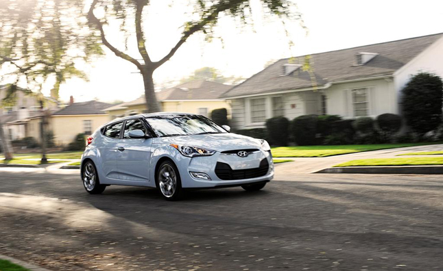 2014 Hyundai Veloster Gets Top NHTSA Safety Rating