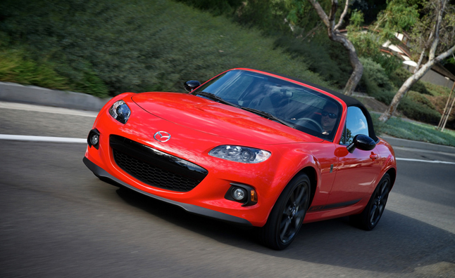 New Mazda MX-5 Chassis Heading to New York Auto Show