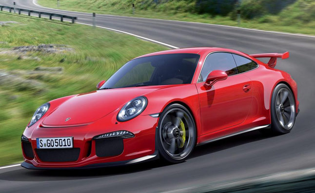 Porsche 911 GT3 Fire Solution Around the Corner