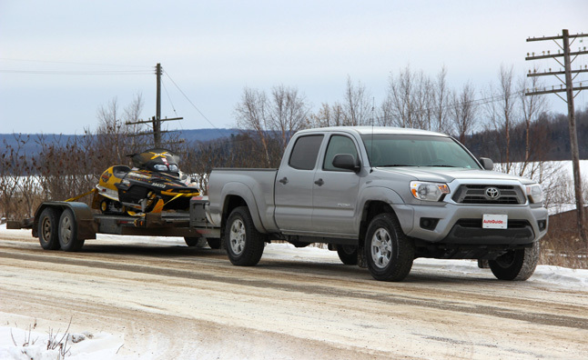 Toyota Tacoma Holds Value Best of All Trucks: Study