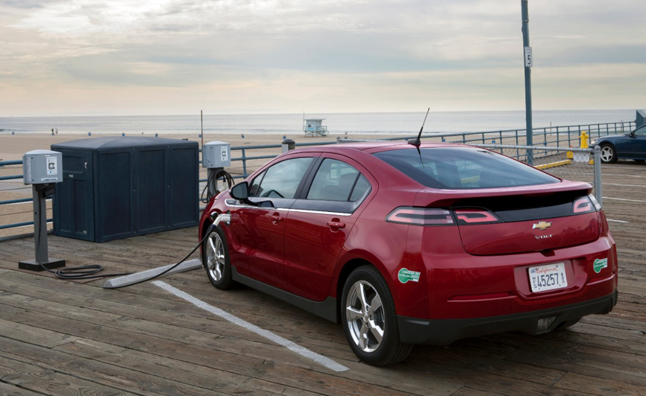 2016 Chevrolet Volt to Ride on All-New Platform