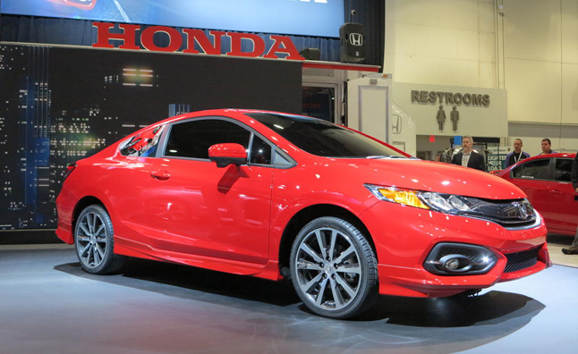 2014 Honda Civic Recalled for Tire Defect