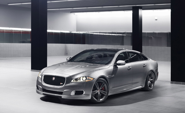 Jaguar XJ Coupe Planned as Continental GT, S-Class Coupe Rival