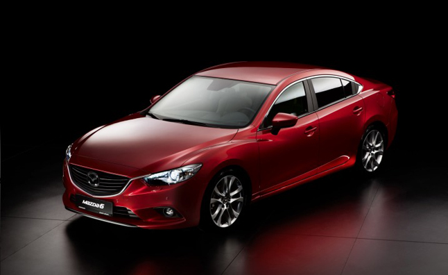 2014 Mazda6 Earns NHTSA Five-Star Overall Safety Rating