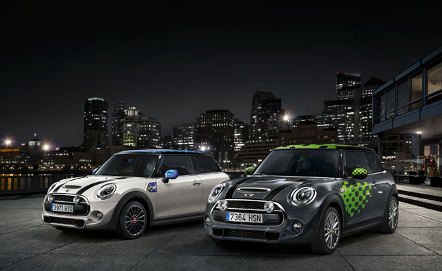 MINI Accessories Program Expands for 2014