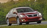 Five-Point Inspection: 2014 Nissan Altima 3.5 SL