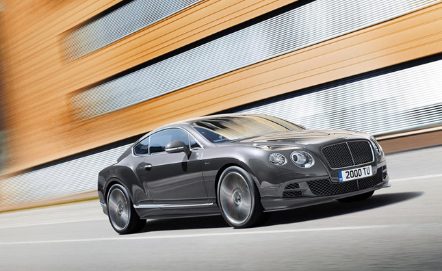 Bentley Mulls Compact Model for Expanded Lineup